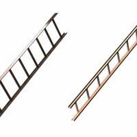 Cable-ladder for indoor and outdoor usage